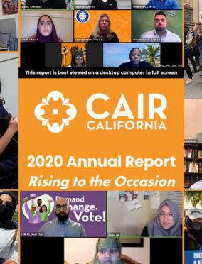 CAIR-CA 2020 Annual Report
