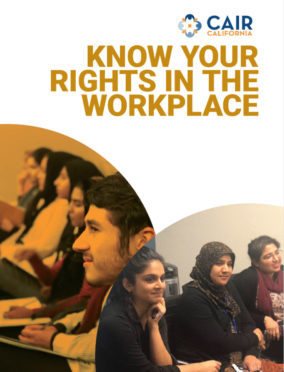 Know your rights in the workplace
