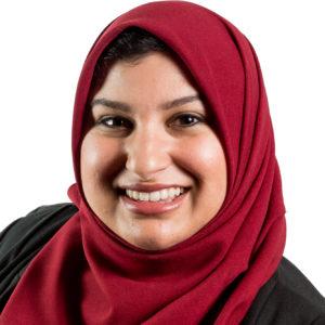 Amina Abid, CAIR-SFBA Operations Director