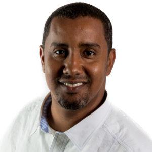 Musaab Attaras, CAIR-SFBA Executive Board President