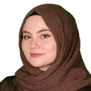 Courtney Mangus, CAIR-SFBA Programs Coordinator