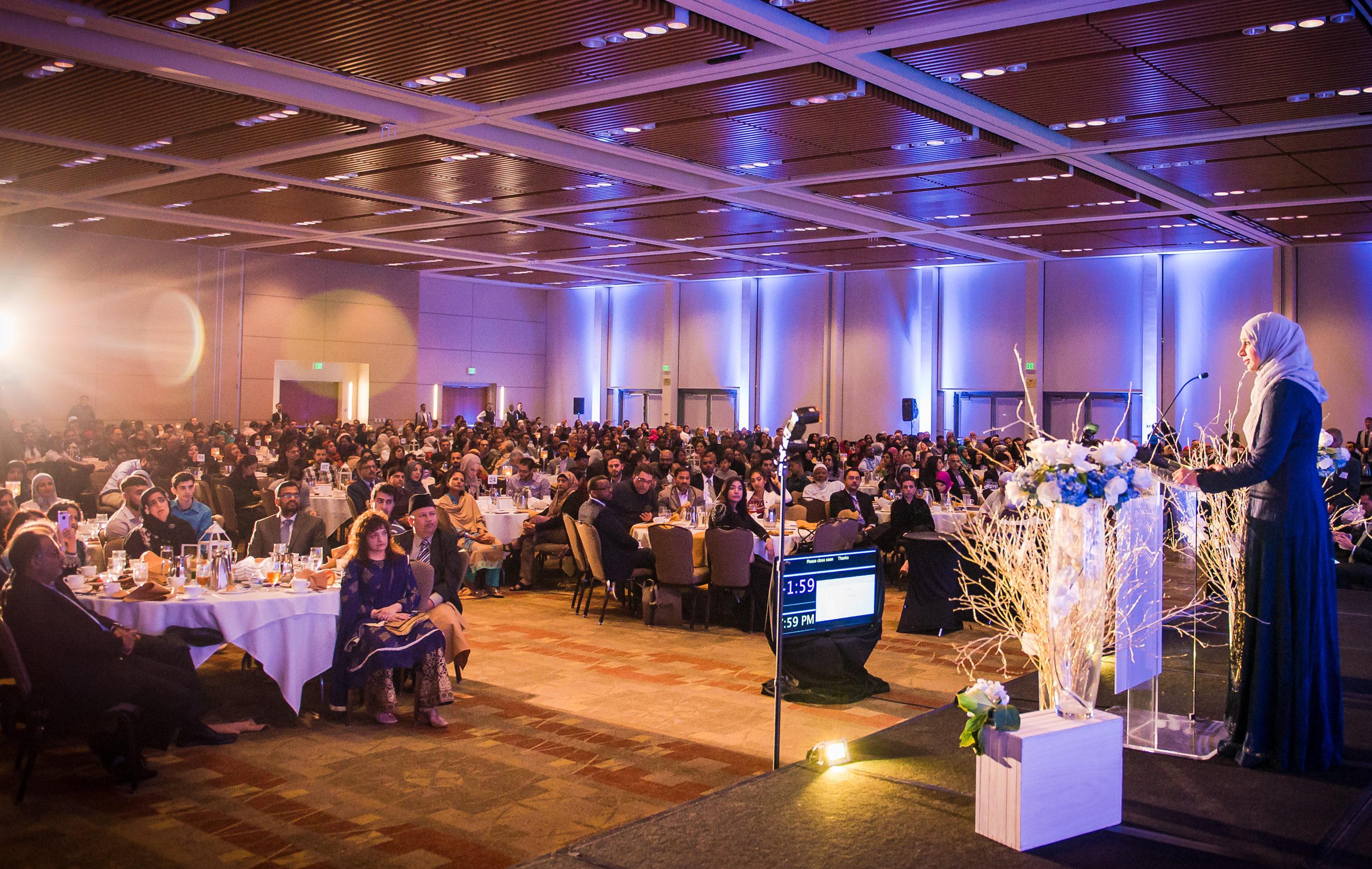 CAIR-SFBA Executive Director, Zahra Billoo, Speaking At CAIR-SFBAs 23rd Annual Banquet