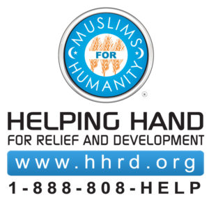 Helping Hand For Relief And Development Logo