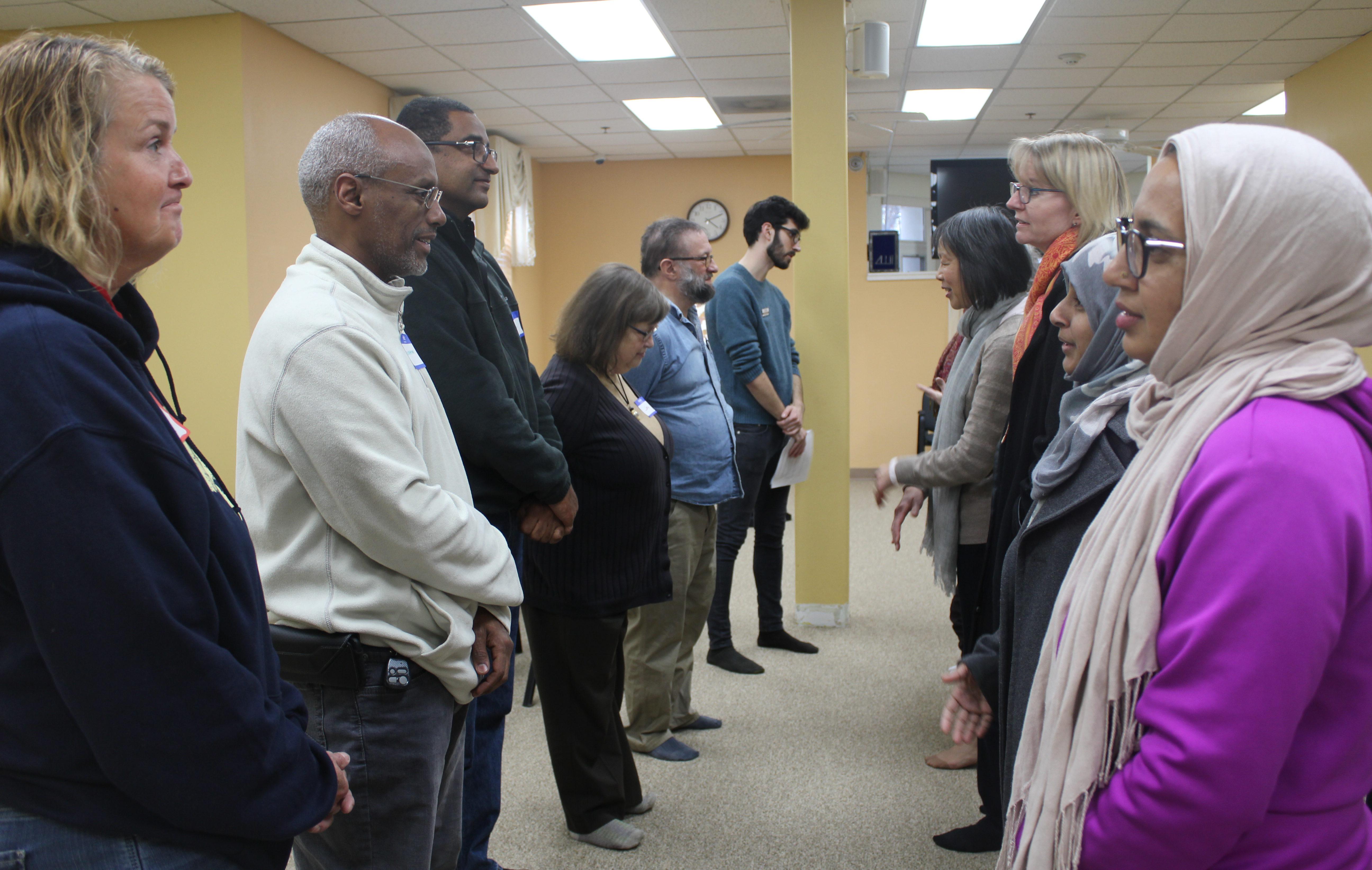 ISEB Bystander Intervention Training