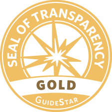GuideStar Seal of Transparency - Gold