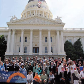 Muslim Day at the Capitol